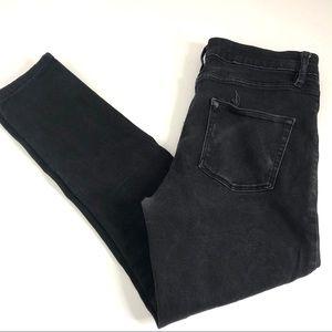 ASOS Black Skinny Leg Jeans 34 US 2